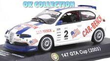 1:43 ALFA ROMEO 147 GTA CUP (2003) Circuito Pergusa Andrea Larini _ (42)