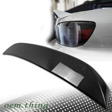 Carbon Fiber For Honda S2000 Convertible OE Trunk Spoiler 2009 Sport