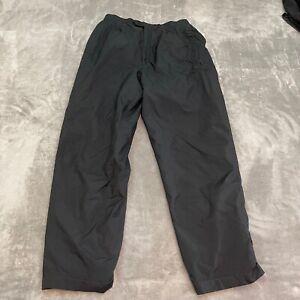 """Dryjoys by FJ Footjoy Men's Waterproof Tear-Away Golf Pants L Large, Inseam 29"""""""