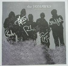 JAYHAWKS 2011 mockingbird time AUTOGRAPHED promotional PRINT ~BEAUTIFUL~!