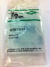 Nte7022 or Nte-7022 or Ecg7022 Brand new Parts in its original packing