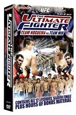 NEW & Sealed UFC The Ultimate Fighter Season 8 DVD (5 Discs) Nogueira vs. Mir