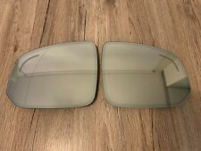 Volvo OEM XC90 LH RH Mirror Glass SET Heating Dimming Blind Spot Zone from 2015