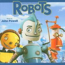 CD Soundtrack Album John Powell Robots Varese Sarabande 2005 OST