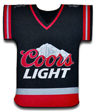 COORS LIGHT NHL Hockey Jersey Insulated Beer Can Cooler Jacket Sleeve BRAND NEW