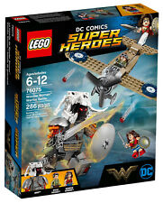 LEGO DC COMICS Wonder Woman Warrior Battle (76075) - BRAND NEW & AUS SELLER!