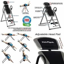 Comfortable Body Therapy Inversion Foldable Tables Fitness Machine For Back Pain