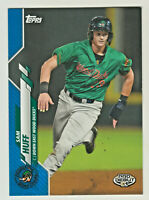 2020 Topps Pro Debut BLUE #PD-160 SAM HUFF RC Rookie 112/150 Texas Rangers