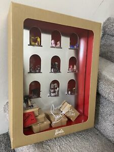 Barbie Christian Louboutin Shoe Collection NRFB