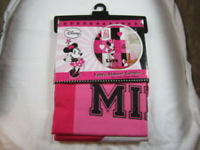 New in the Original Package Disney IT'S ALL ABOUT MINNIE Mouse Shower Curtain