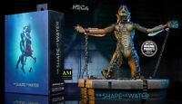 NECA - GUILLERMO DEL TORO COLLECTION - SHAPE ON WATER - AMPHIBIAN MAN FIGUR NEU