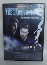 THE LADY VANISHES, DVD, ALFRED HITCHCOCK