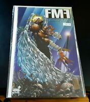 Full Metal Fiction #7  London Night MATURE READERS High Grade Comic Book RM7-186