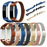 For Fitbit Alta/Alta HR Band Strap Stainless Steel Magnetic Wristband Bracelet B