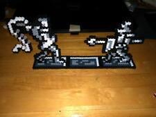Castlevania Perler Bead Standing 3D Game Boy Simon Belmont Retro Handmade