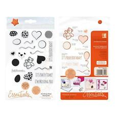 Tonic Studios Clear Stamps - It's Party Time - 1654E - Birthday - Balloon - NEW