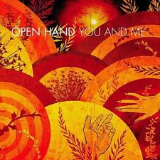OPEN HAND - You and Me (CD 2005) *NEW & SEALED* USA Import Hard Indie Rock