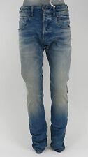 G-STAR Hombre Vaqueros RADAR AJUSTADO 51006.6541.424 Light Envejecido azul claro