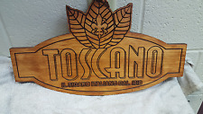 Personalized Carved Cigar Lounge Sign Made From Your Image or Graphic