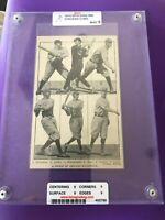 1915 Spalding Vintage Cracker Jack ERA Slabbed/Graded Bresnahan HOF