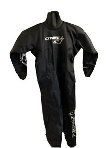 O'Neill Boost Drysuit Wetsuit Size Adult Large 2054 Black New With Tags