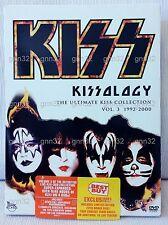 Kiss Kissology Vol. 3 Limited Best Buy Exclusive Bonus DVD 1994 Brazil Concert
