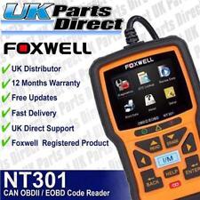 Foxwell nt301 Engine Diagnostic Scan & Reset Lector de código de herramienta puede Obd2 Eobd