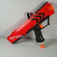 Nerf Rival Red Apollo XV-700 Blaster with Magazine Tested Working