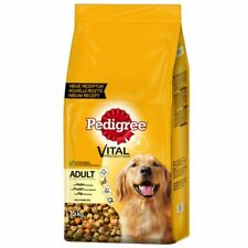 Adult Dog Complete Dry Dog Food with Chicken & Vegetables For a Healthy Dog 15kg