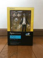 Max Factory figma 256 Yu Narukami Persona 4 Arena Ultimax from japan F/S used