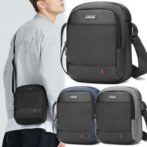 Kleine Herren Damen Umhängetasche Schultertasche Crossover Handtasche Bag Nylon
