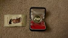 1984 Year of the Rat China Silver 10Y Original Mint Seal Box COA number 02058