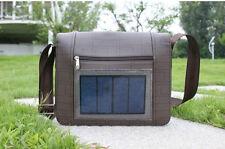 Solar Satchel Bag