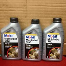 Mobilube 1 SHC 75W90 Fully Synthetic Gear Oil 142382 3x1L = 3L