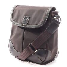 BOGNER Crossbody Bag Braun Damen Sac Nylon Purse Schultertasche Handtasche
