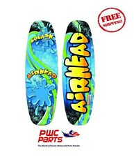 AIRHEAD Splash Wakeboard AHW-1020 124 cm Long - Holds 130 lbs - Removeable Fins