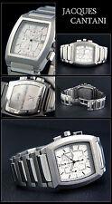 Alta calidad de chronograph reloj jacques Cantani maestro obra nuevo
