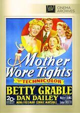 Mother Wore Tights DVD (1947) Betty Grable, Dan Dailey, Mona Freeman Walter Lang