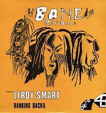 "LEROY SMART-ghetto girl   bone records 12""   (hear)   reggae"