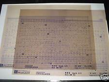 Ersatzteil-Mikrofilm Microfiche Peugeot 405 v. 10/1996