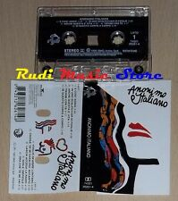 MC ANONIMO ITALIANO Omonimo 1995 italy AGILE 74321 26261-4 cd lp dvd vhs *