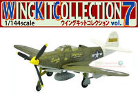 F-Toys P-39Q Airacobra US Air Force Fighter Aircraft 1:144 WW2 Wing Kit 7 #1A