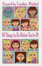 10 Things to Do Before You're 16, Caroline Plaisted, New Book