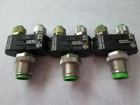 5027601 pero tensa precisamente 7000-14021-0000000 Murr electrónica m12 5pol conector