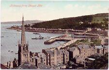 ROTHESAY Chapel Hill Isle Of Bute Argyll Scotland - Church - Postcard Valentines
