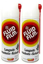 2 x Fluid Film AS-R  400 ml - Rostschutz - Hohlraumschutz - Kriechöl