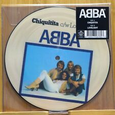 Abba - Chiquitita 7inch Picture Disc Ltd