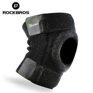 RockBros Professional Running Knee Sports Safety Cycling Elastic Knee Pads