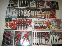 Huge Lot of (50) Chris Chelios Hockey Cards Blackhawks