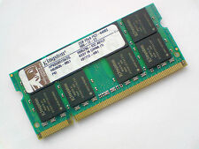 2GB DDR2-800 PC2-6400 800Mhz KINGSTON HPK800D2S6/2G LAPTOP SODIMM RAM MEMORY